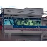 empresa de película para janelas de controle solar Osasco