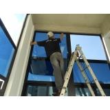 instalação de película de vidro proteção solar Biritiba Mirim