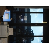 onde encontro película de controle solar interiores Aeroporto