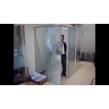 película de segurança para box de vidro preço Aclimação
