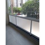 película decorativa para vidro residencial Francisco Morato